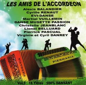 Les amis de l'accordéon