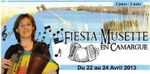 Danse Musette Passion Fiesta Musette en Camargue