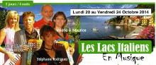 Danse Musette Passion Les Lacs Italiens en musique