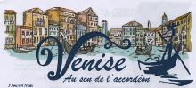Venise au son de l'accordéon du 14 au 18 mai 2018 avec Danse Musette Passion
