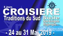 Croisière traditions du sud MSC DIVINA du 24 au 31 Mai 2019 avec Danse Musette Passion