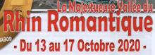 Rhin Romantique - du 13 au 17 octobre 2020 - Danse Musette Passion